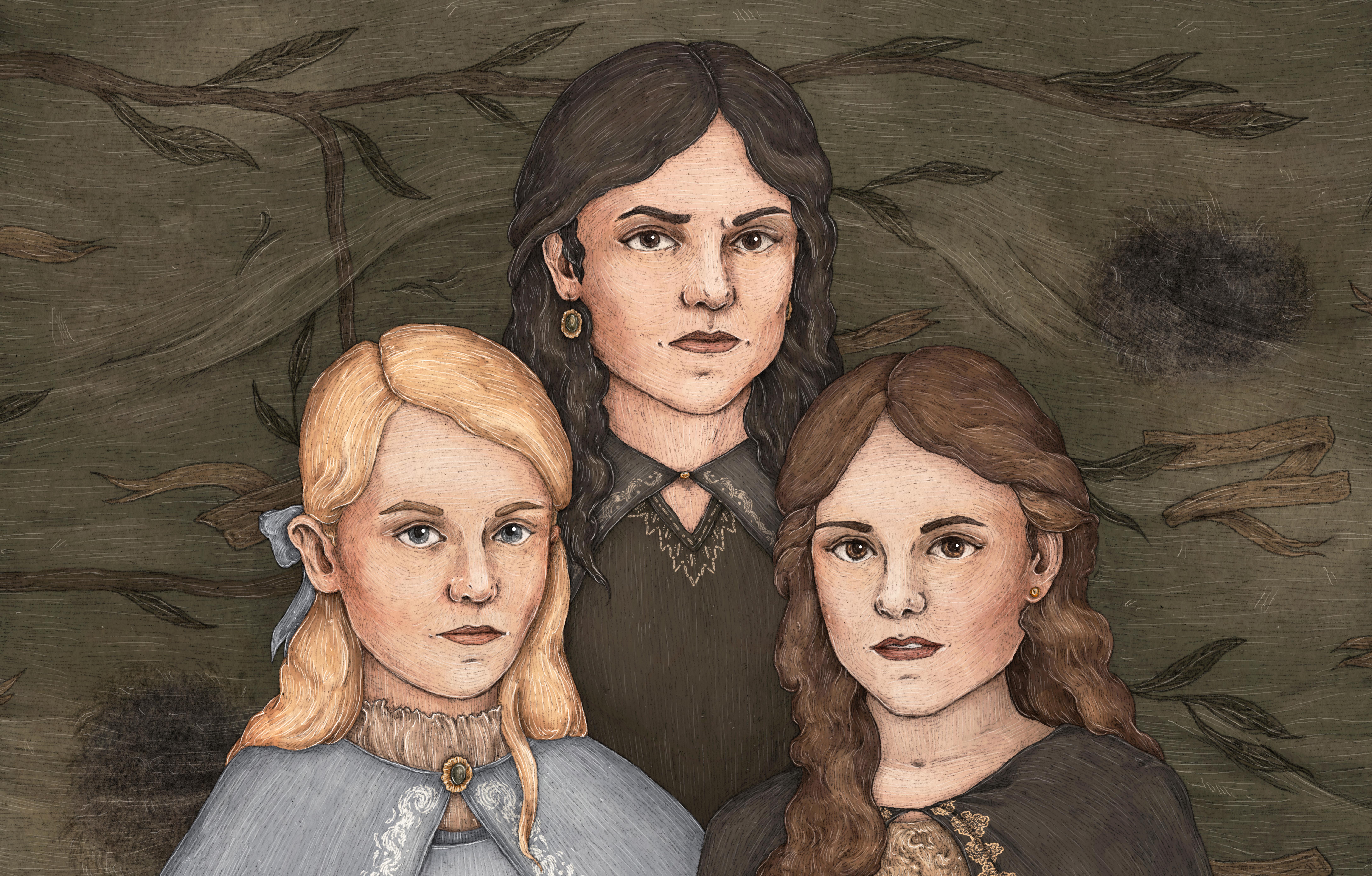 Andromeda, Narcissa and Bellatrix – a tale of three sisters - Pottermore