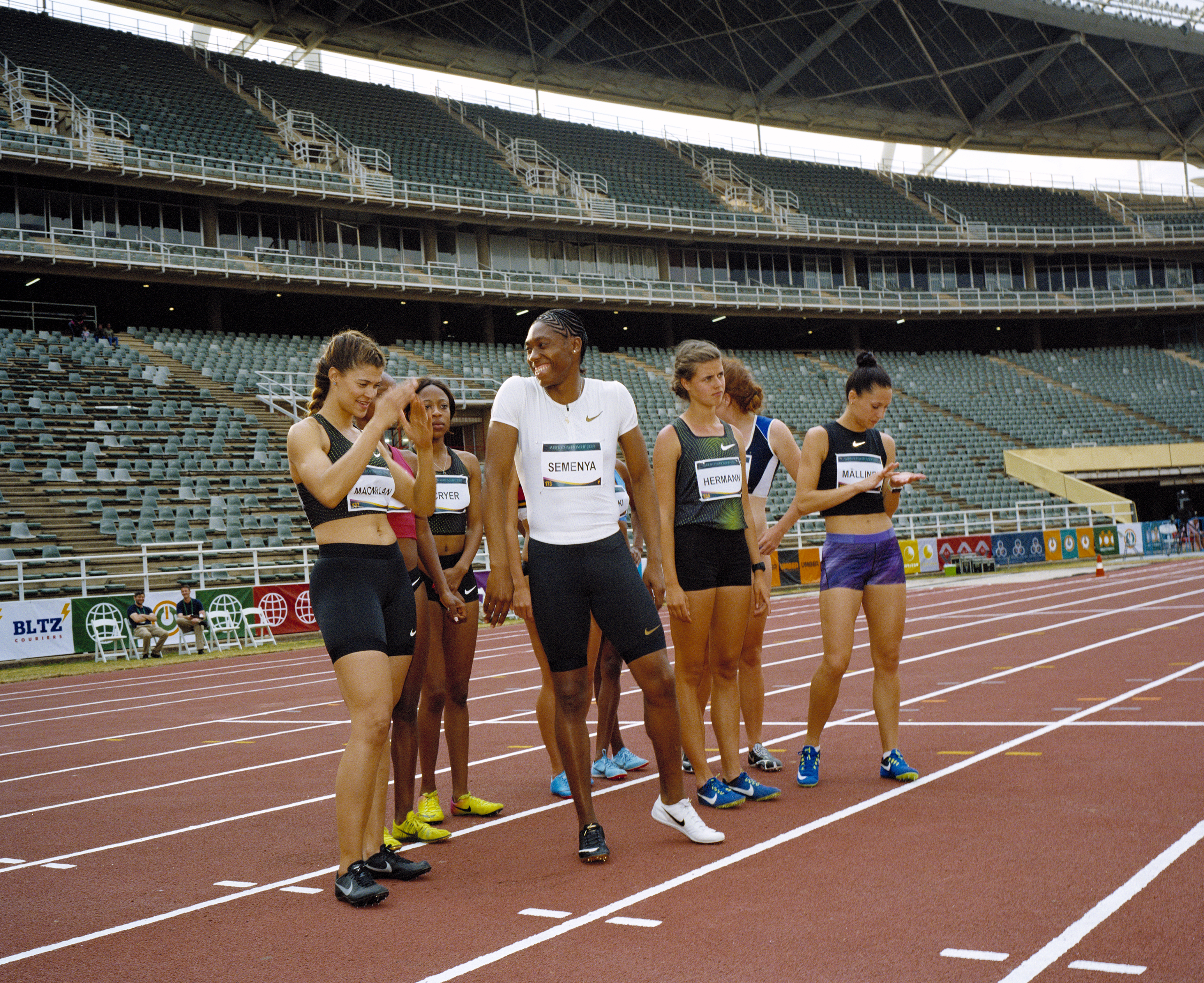 07 BTS Just Do It Caster Semenya