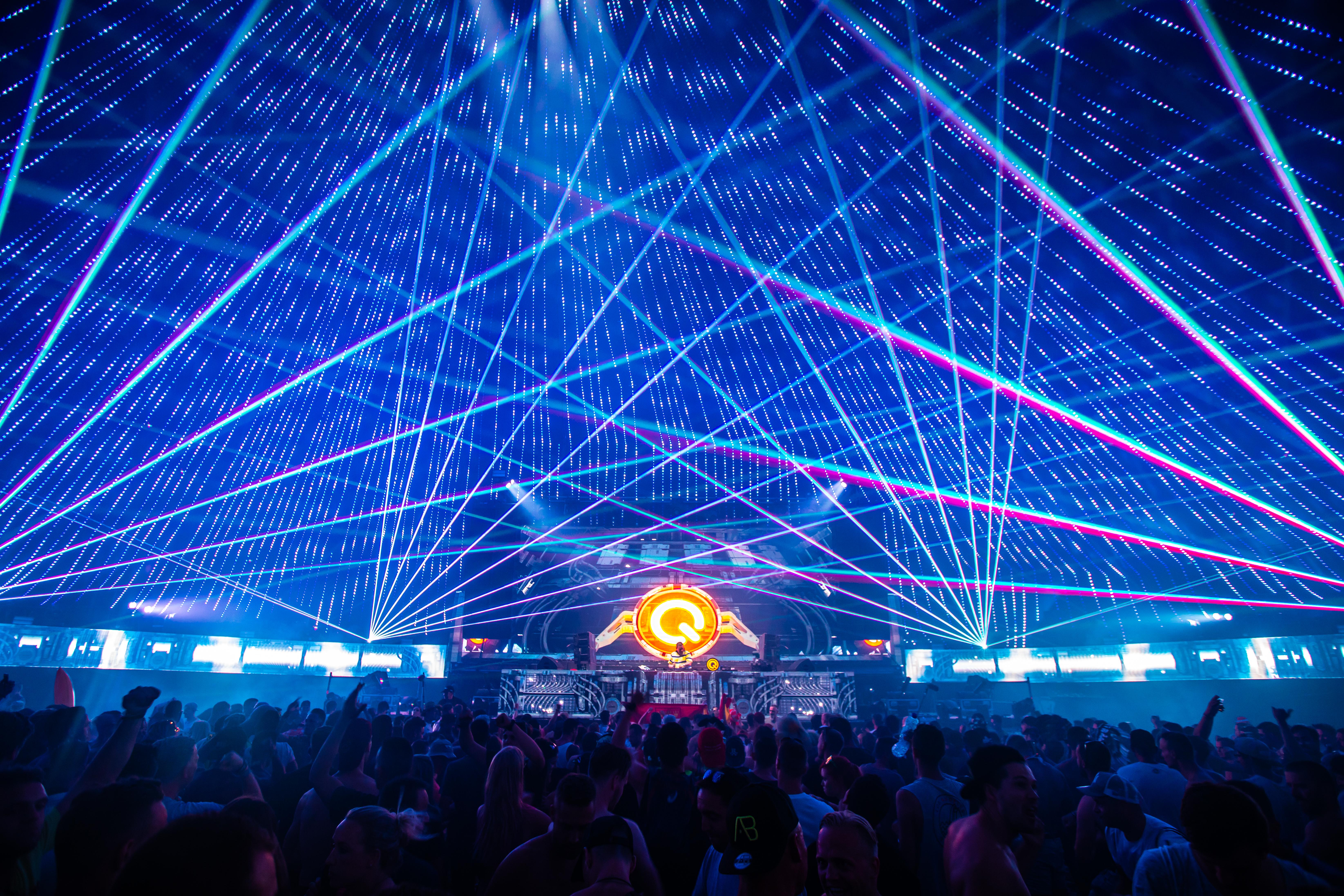 Q-dance | Q-dance at Tomorrowland Weekend 1 2019