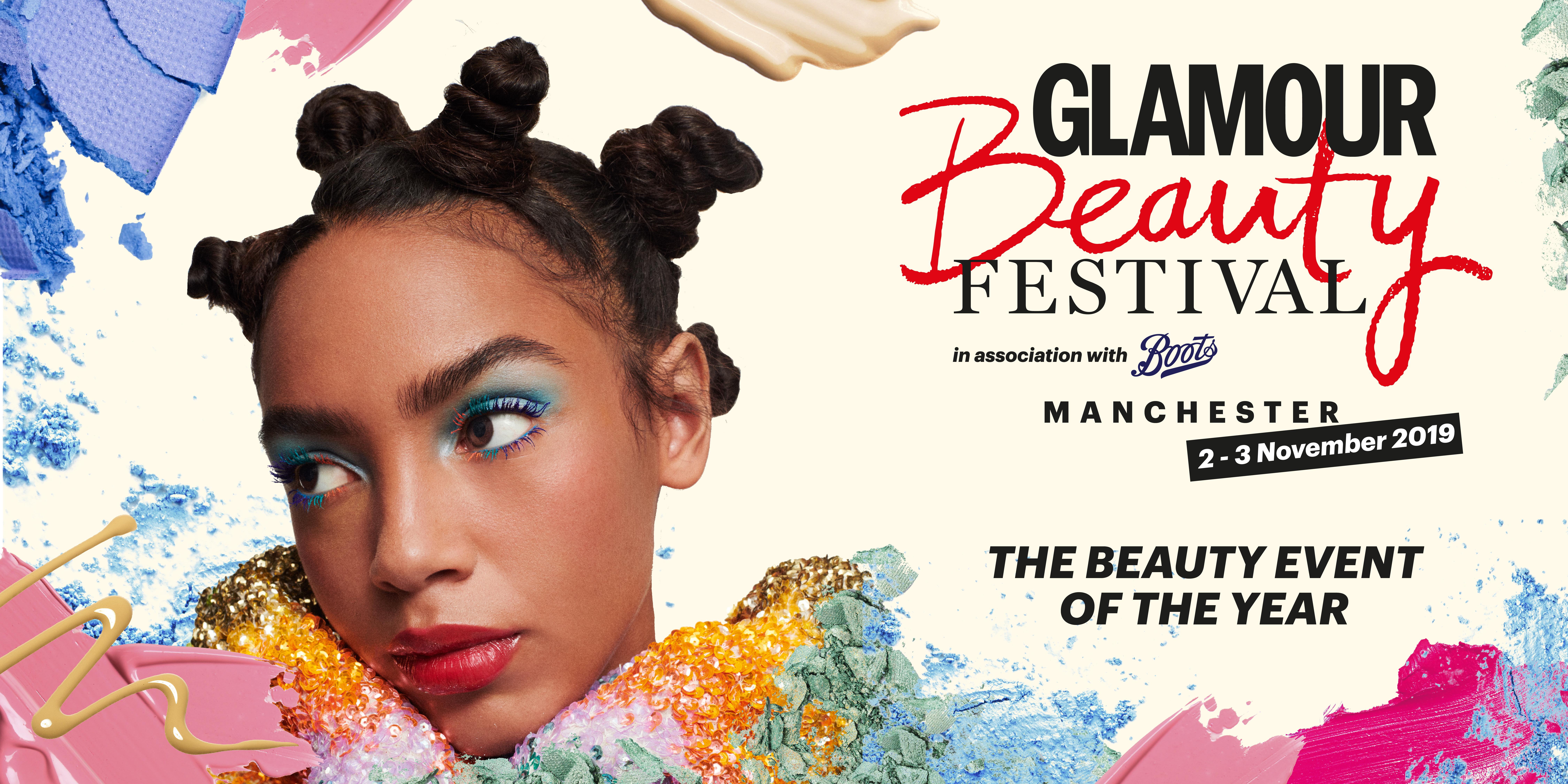 GBF - Manchester 2019 - Donna Dia - UK - Glamour Beauty Festival