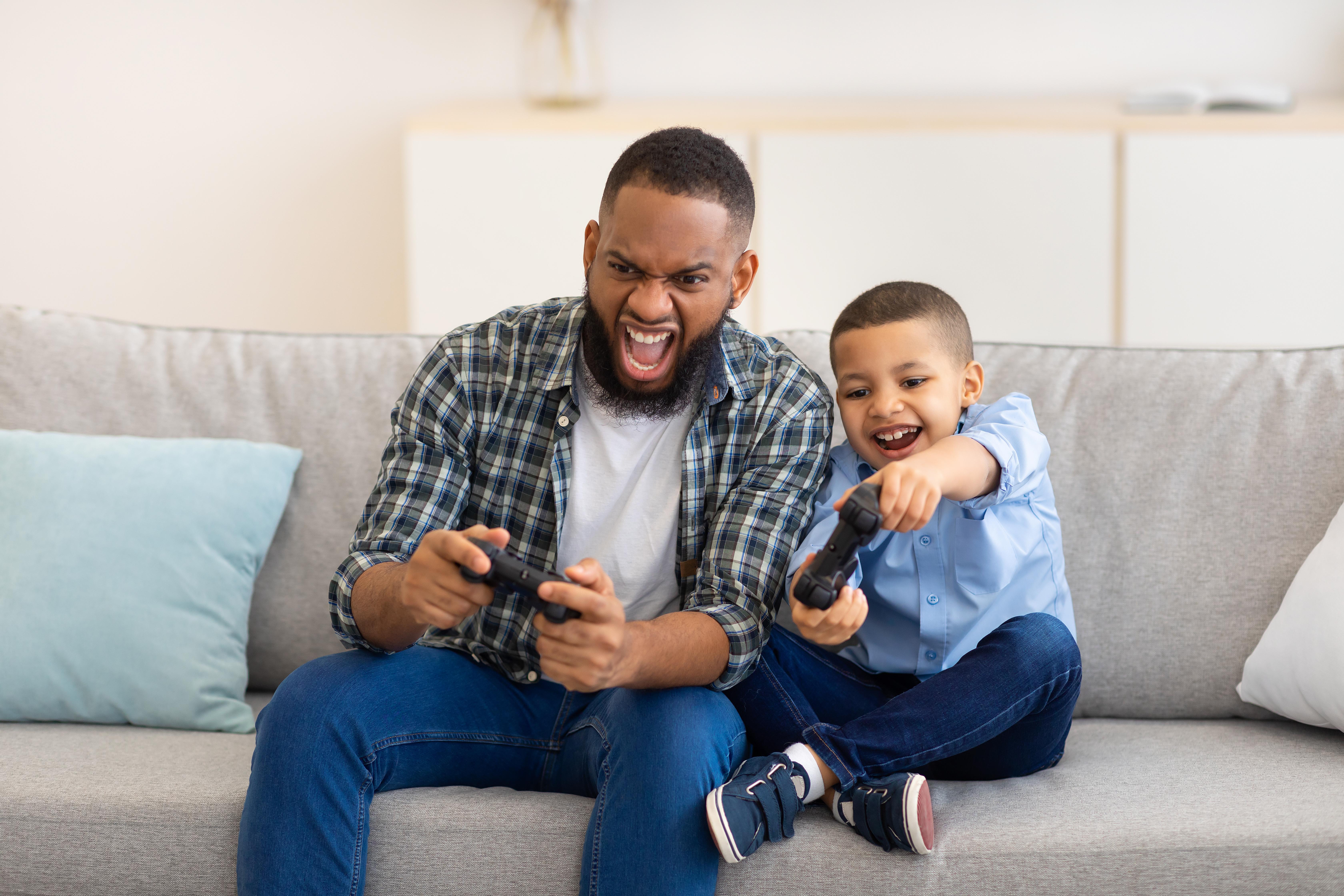 Parent gaming
