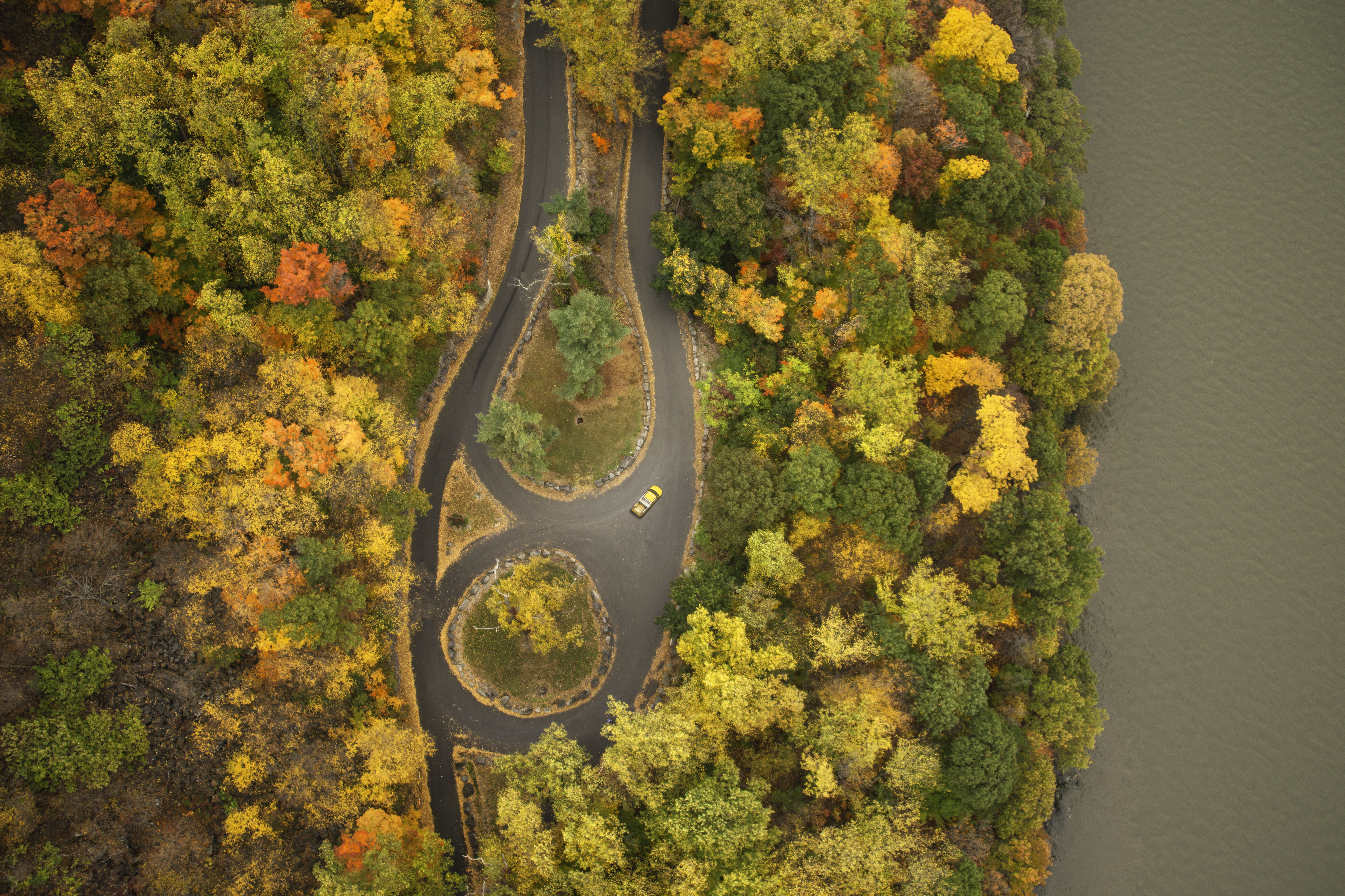 FlyNYON Helicopter Fall Foliage
