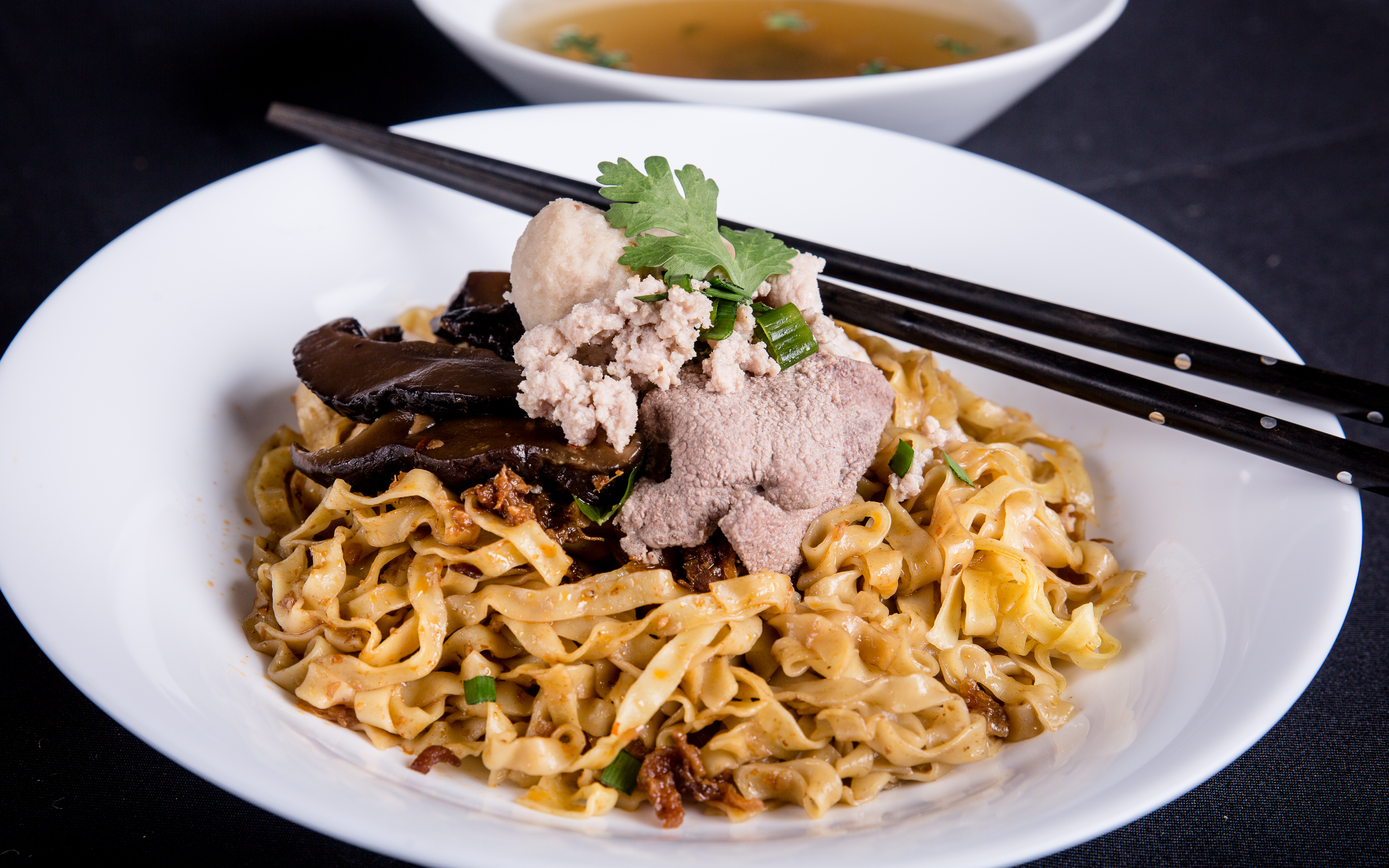 Favourite Hawker Dishes Meat-Free 5